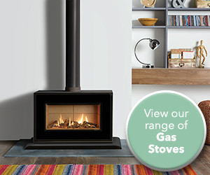 Gas Stoves from Classic Rooms and Fireplaces