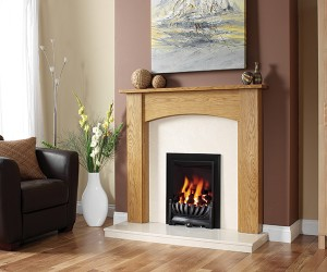 Darwin Timber Fireplaces