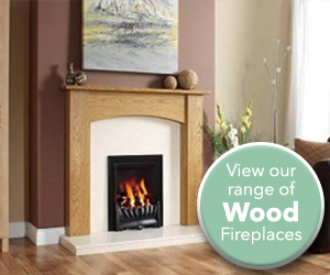 View our range of wood fireplaces
