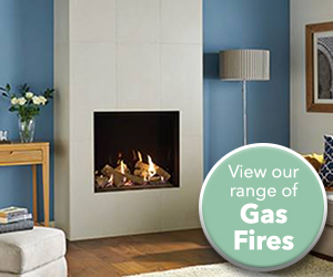 View our gas fire range